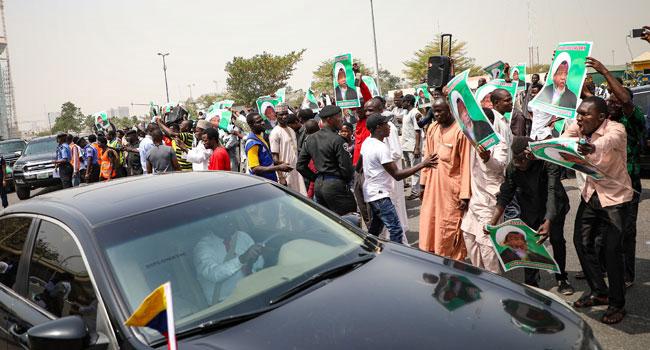 One Feared Dead As Police Disperse IMN Members In Abuja