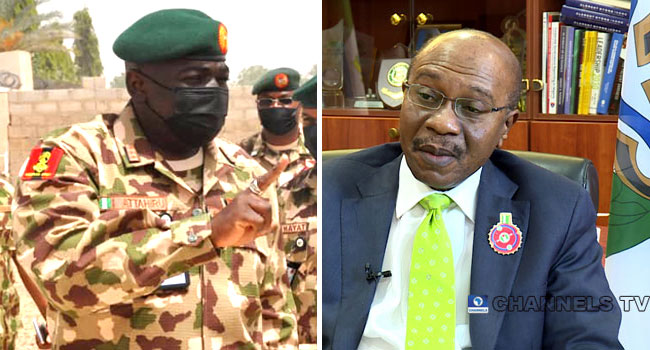 Reps Summon CBN Governor, Army Chief Over Arms Purchase