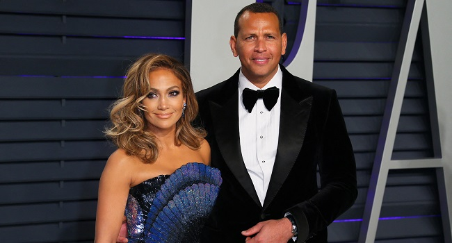 York Yankees baseball star Alex Rodriguez have called off their engagement