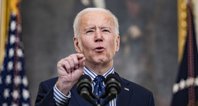 Biden Says He Expects To Contest In 2024 When He Will Be 82