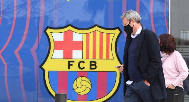 Barcelona Were 'Technically Bankrupt' In March, Says CEO