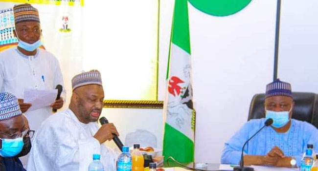 Katsina Govt Signs MOU With SON To Develop MSMEs