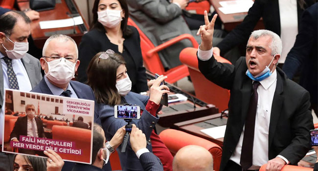 Turkey Arrests Pro-Kurdish MP Who Was Expelled From Parliament