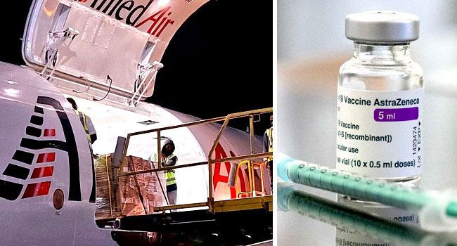 Lagos Govt Receives COVID-19 Vaccines