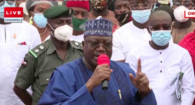 Grab The Opportunity To Be At Centre Of Nigeria's Politics, Ahmad Lawan Tells Igbos