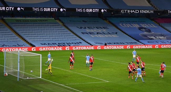 Five-Goal Man City Overcome 'Incredible' Penalty Call To Beat Southampton