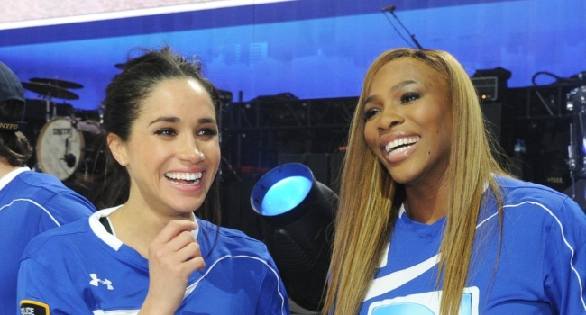 Serena Williams, Gorman Lead Support For Markle Over Royal Racism