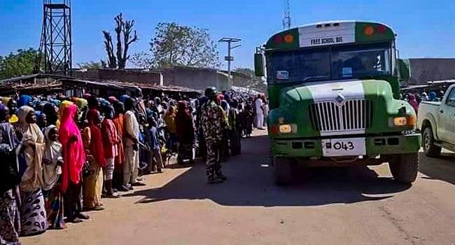 Cameroon Repatriates Over 5,000 Nigerian Refugees To Borno