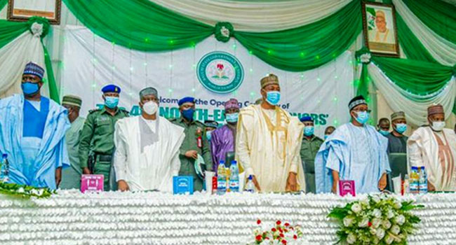 Insecurity: North-East Governors Back Community Policing, Sub-Regional Security