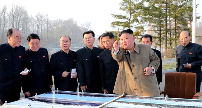 North Korea Accuses Biden Of 'Provocation' After Missile Test