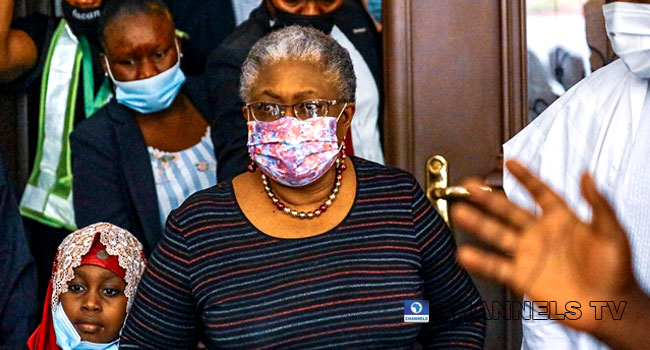 Okonjo-Iweala Makes First Visit To Nigeria As WTO Director-General