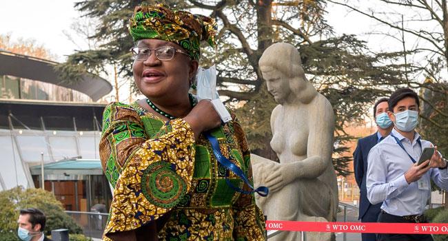 'Ready To Go': Okonjo-Iweala Says As She Takes WTO Reins