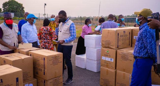 Kwara, Ondo, Benue Receive COVID-19 Vaccines