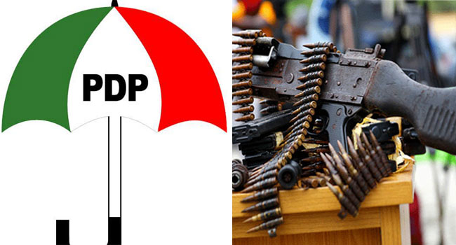 PDP Governors Shun Political Divide, Support FG To End Insecurity