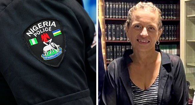 Police Release American Lady Detained For Alleged Murder After 44 Days