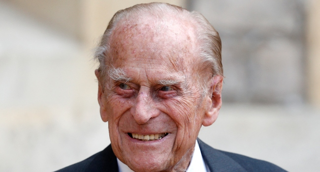 Prince Philip Moved Back To London Hospital To Recover