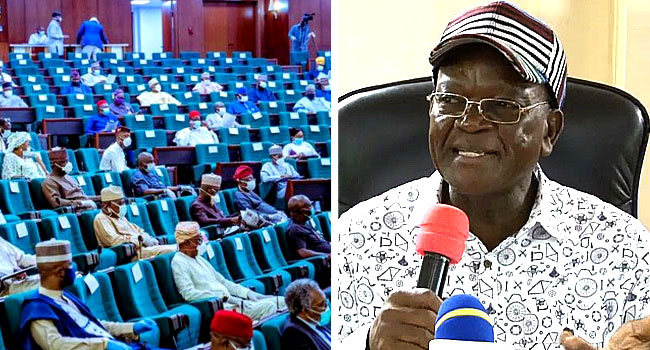 Reps Condemn Attack On Ortom, Say Offenders Must Face Justice