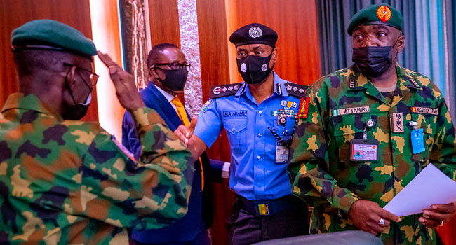 Buhari on Tuesday ordered the service chiefs to identify the leaders of the bandits