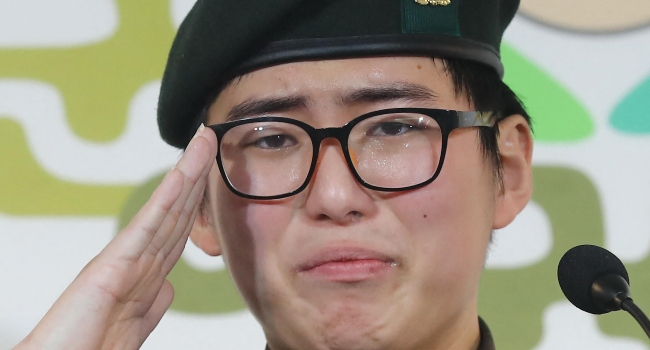 Anger As South Korean Transgender Soldier Is Found Dead