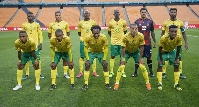 AFCON 2021: South Africa Eliminated After Losing In Sudan