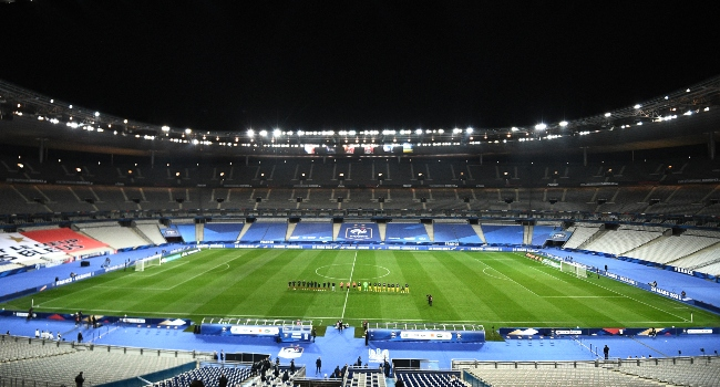 Russia To Have Half-Full Stadium For Euro 2020 Games