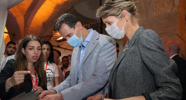 Syria President Bashar Al-Assad, First Lady Test Positive For COVID-19