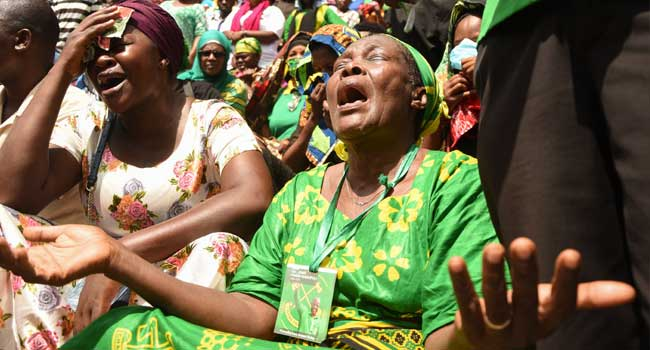Tanzanians Pay Their Respects To Late President Magufuli