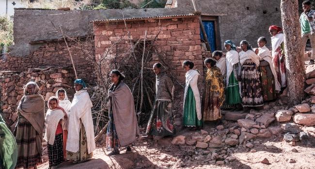 Ethiopian, Eritrean Troops Behind Possible 'War Crimes' In Tigray: UN