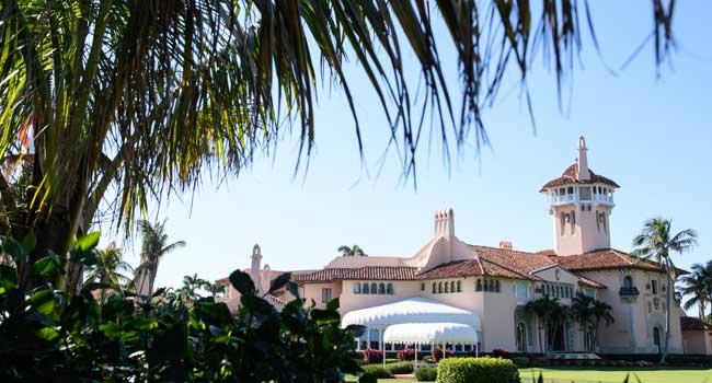 Trump's Mar-A-Lago Resort Partially Closed Over COVID-19 Outbreak
