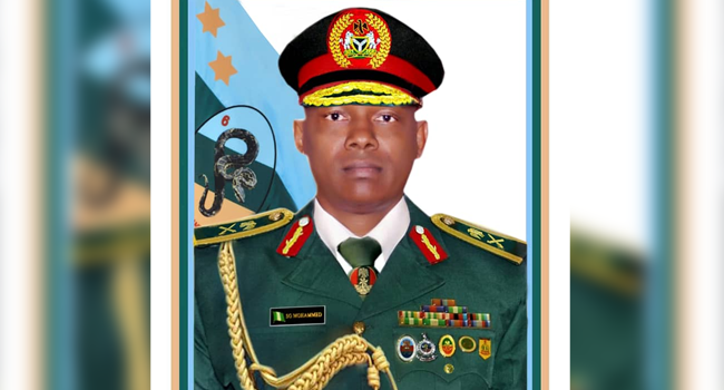 Army's Port Harcourt Division Gets New GOC