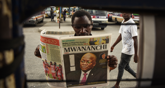 Tanzania Mourns President Magufuli's Demise After Mystery Illness