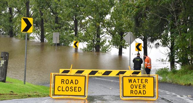 Thousands Evacuated In Australia As 'Scary' Flooding Escalates