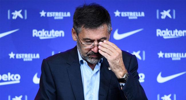 Former Barcelona President Bartomeu Arrested