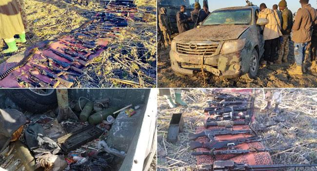 Troops Clear Local Government Areas In Borno, Kill Scores Of Terrorists
