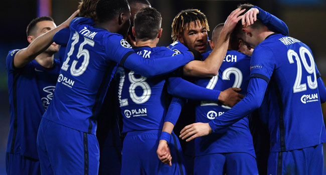 Chelsea See Off Atletico To Reach Champions League Quarters