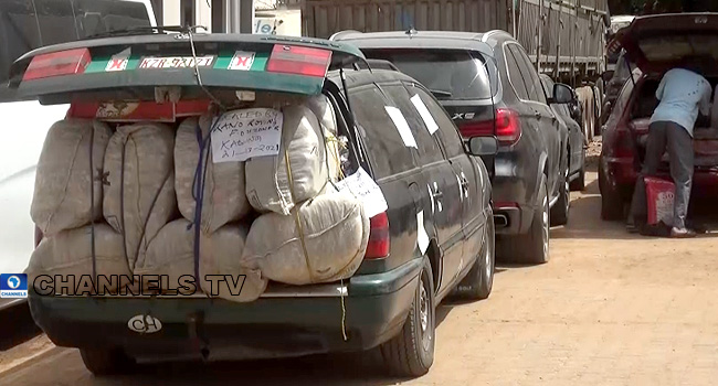 Two Killed As Security Officials Clash With Rice Smugglers In Ogun