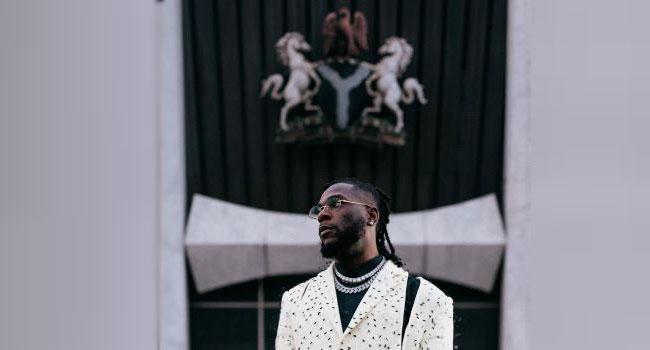 #GRAMMYs: Nigerians Salute Burna Boy, 'True African Giant, Twice As Tall'