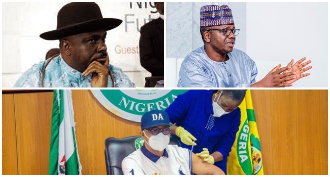 Wednesday Update: Ibori Loot, Zamfara Ultimatum & Vaccine Distribution