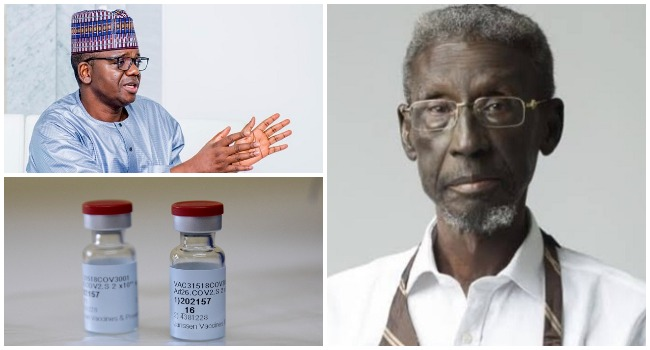 Thursday Update: Matawalle's Quest, Sadiq Daba & Nigerians' Appetite For Covid Vaccine