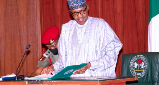 Buhari -Our Objective Is To Transform Nigeria Into An Industrialised Nation