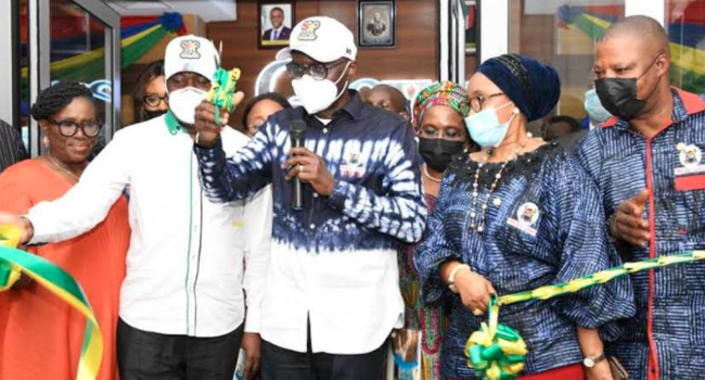 I'll Not Neglect Lagos Identity, Says Sanwo-Olu