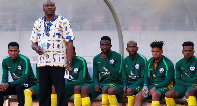 2021 AFCON: South Africa Fire Coach Ntseki After Qualification Failure