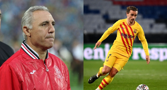 Barcelona Have To Sell Griezmann, Says Stoichkov