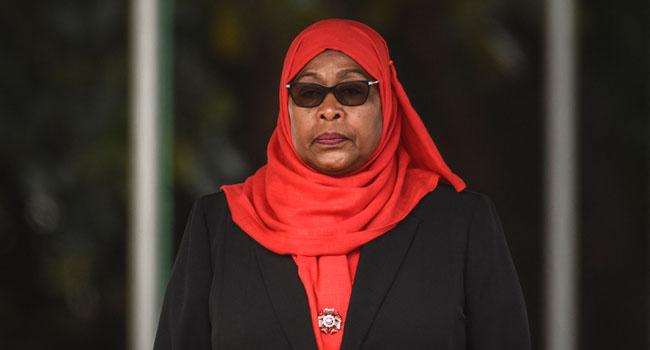 Tanzania's First Female President Samia Calls For Unity