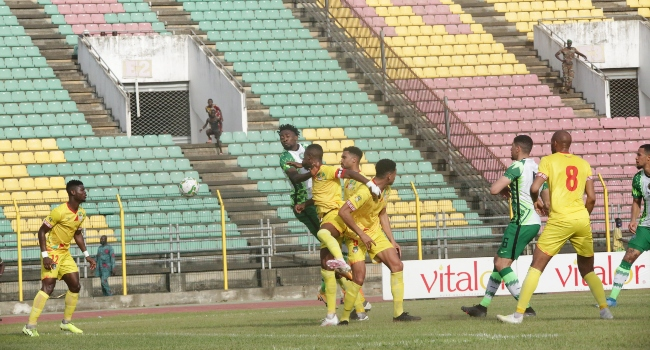 AFCON Qualifier: Onuachu Gives Super Eagles Late Winner Over Benin
