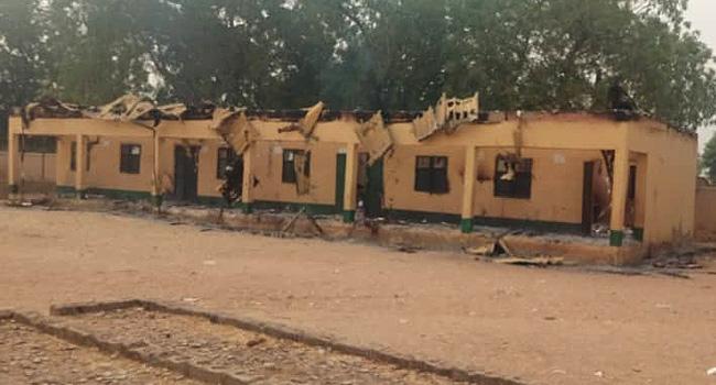 Boko Haram Insurgents Attack Yobe Community, Burns School, Healthcare Centre