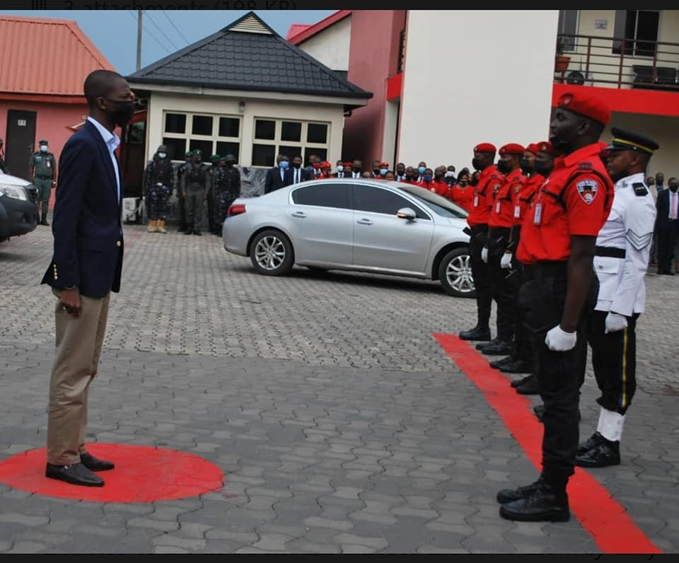 Nigerians Are Looking Up To Us – EFCC Chair