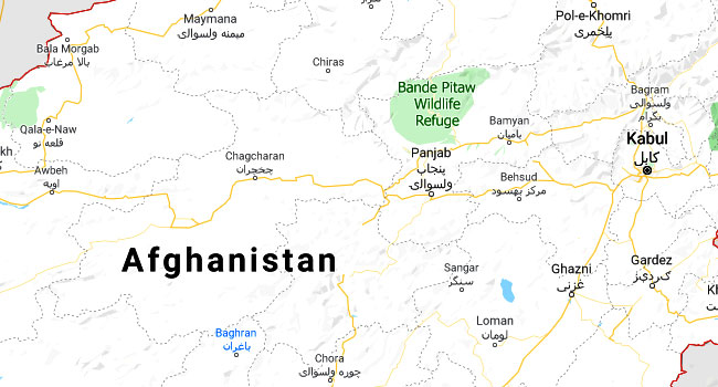 Family Of Eight Killed In Afghanistan Mosque Shooting