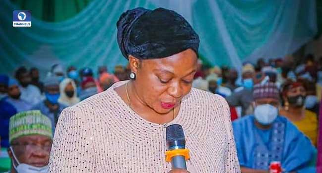 Governor Sule Swears In First Nasarawa Female Chief Judge, Bashir-Aliyu