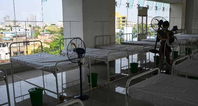 22 COVID-19 Patients Die In India After Oxygen Supply Disruption